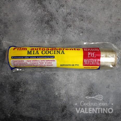 Rollo Film PVC Prof. - 300m Largo x 38cm Ancho