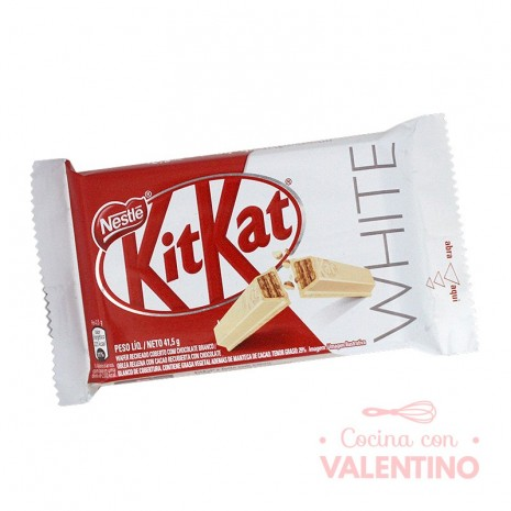 Oblea Kit Kat Blanco - 45Grs