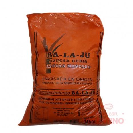 Azucar de Mascabo Alyser - 10kg