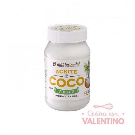 Aceite de Coco Virgen God Bless You - 500Grs