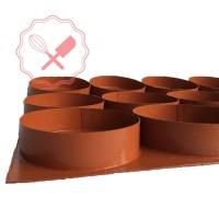 Molde Antiadherente Muffins N°10