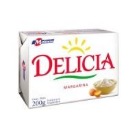 Margarina Delicia - 200Grs