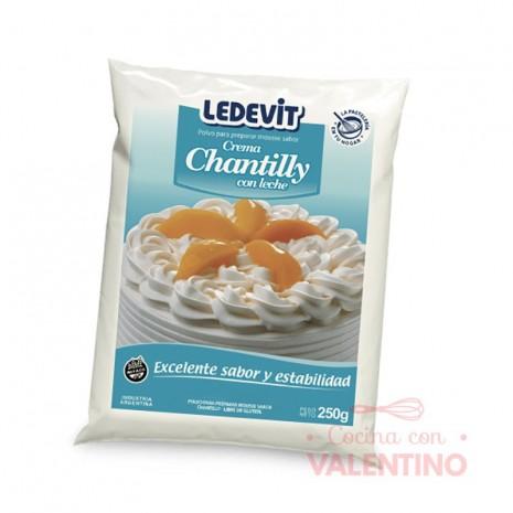 Crema Chantilly Ledevit - 250Grs