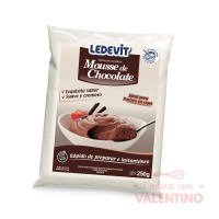 Mousse Chocolate Ledevit - 250Grs