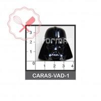 Molde Flexible Star Wars - Vader
