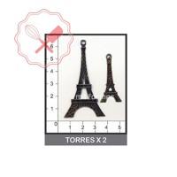 Molde Flexible Torre Eiffel