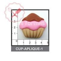 Molde Flexible Cupcake
