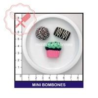Molde Flexible Mini Bombones