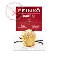 Prem. Muffins Vainilla s/ Azucar (sucralosa) - 250Grs