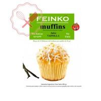 Prem. Muffins Vainilla s/ Gluten s/ Azucar - 250Grs