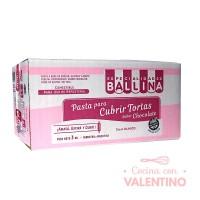 Pasta Cubretorta Chocolate Ballina -  3Kg