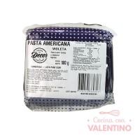 Pasta Americana Violeta - 500Grs