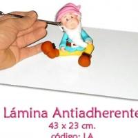 Lamina Plastica Antiadherente 43x23cm