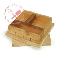 Base Giratoria p/Corte Sandwich de Miga (32x32 cm)