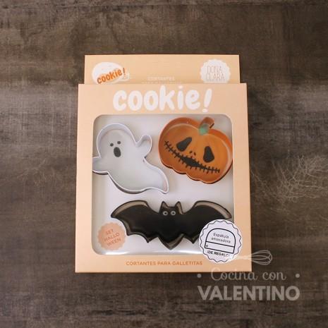 Cortante Set Halloween