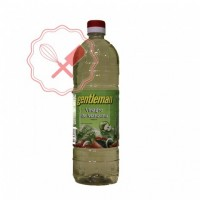 Vinagre de Manzana Gentleman - 960Ml