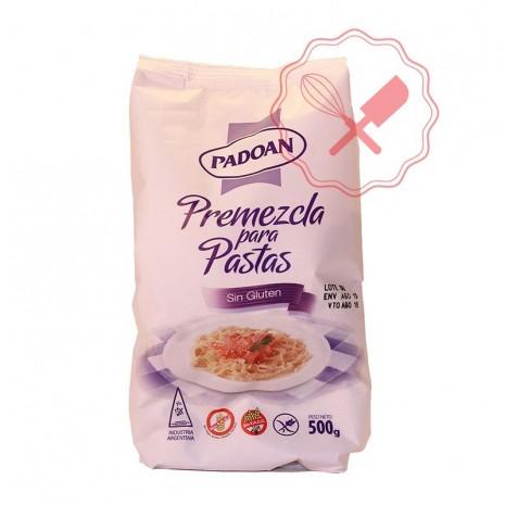 Prem.  para Pastas y Crepes - 500Grs