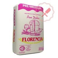 Premezcla Pan Dulce 25Kg. Florencia