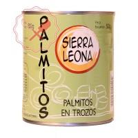 Palmitos Enteros Sierra Leona - 800Grs