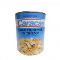 Champignons Trozos Caracas - 850Grs