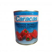 Morrones Enteros Caracas - 750Grs