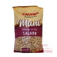 Mani Salado Repelado - 1Kg