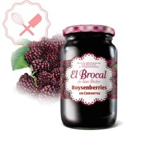 Boysenberries en Conserva - 700Grs.
