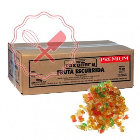 Fruta Escurrida Premium Taxonera - 10Kg