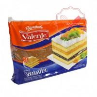 Bizcochuelo Rect. Vainilla Valente - 750Grs