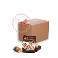 Tapas Alfajor Mini Veteada 3 Kg Fachitas GRANEL 45