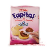 Tapas Alfajor Minitapitas 400gr Fachitas