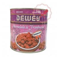 Mermelada Frambuesa Dewey - 3.4Kg