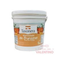 Mermelada Durazno Taxonera - 5Kg