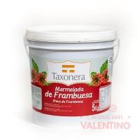 Mermelada Frambuesa Taxonera - 5Kg