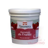 Mermelada Frutilla Taxonera - 5Kg