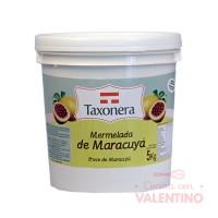 Mermelada Maracuya Taxonera - 5Kg