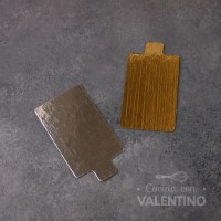 Formato c/ Pestaña Oro/Plata 10.5x5.7cm 10u