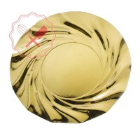 Plato Acuario Oro 35cm