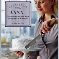 Libro Repostería con Anna