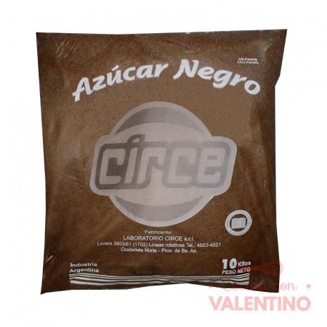 Azucar Negra Circe - 10 Kg