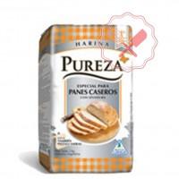 Harina C/Levadura P/Panes Pureza - 1Kg
