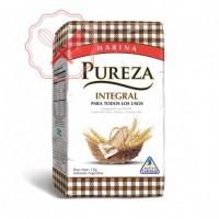 Harina Integral Pureza - 1Kg