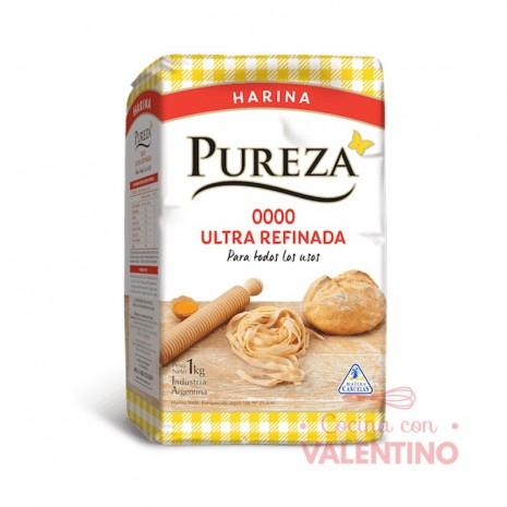 Harina 4/0 Ultrafina Pureza - 1Kg