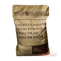 Cacao Amargo Soluble Barry Callebout - 25Kg