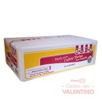 Pasta Cubretorta Vainilla Ballina 500Grs - Caja 20u