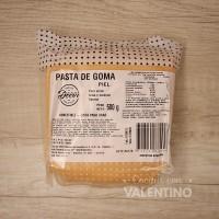 Pasta de Goma Piel - 500Grs