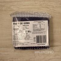 Pasta de Goma Violeta - 500Grs