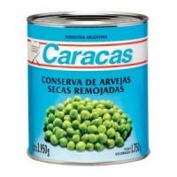 Arvejas Remoj. Caracas - 840 Grs.