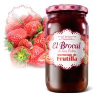 Mermelada Frutilla - 840Grs