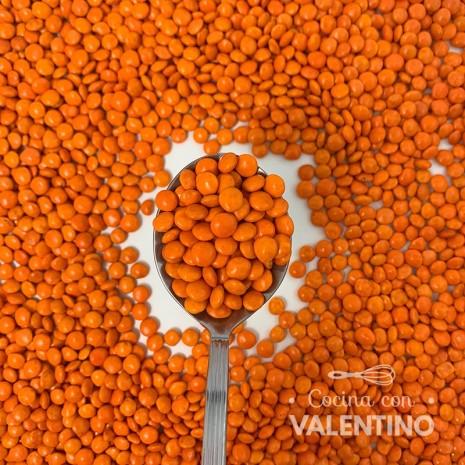 Confites Lenteja Mini Chook Naranja - 450Grs